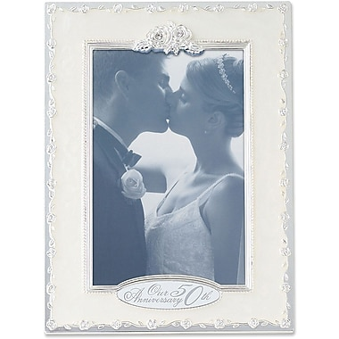 50h Anniversary 4x6 Picture Frame