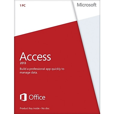Microsoft Access 2013 for Windows