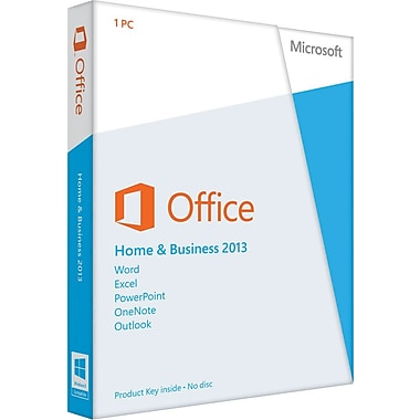 Microsoft Office Home & Business 2013 for Windows