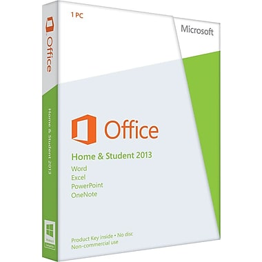 Microsoft Office Home & Student 2013 for Windows