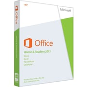 Microsoft Office Home & Student 2013 for Windows (1-User) [Product Key Card]