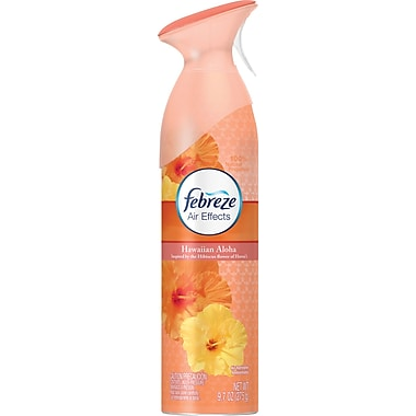 Febreze Air Effects, Hawaiian Aloha, 9.7 oz.