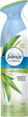 Febreze Air Effects Air Freshener Spray, Meadows