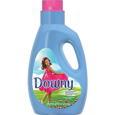 Downy® Non Concentrated Fabric Softener, April Fresh, 64 oz.
