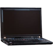 "Refurbished Lenovo T400 14.1"", 160GB Hard Drive, 3GB Memory, Intel Core 2 Duo, Win 7 Home"