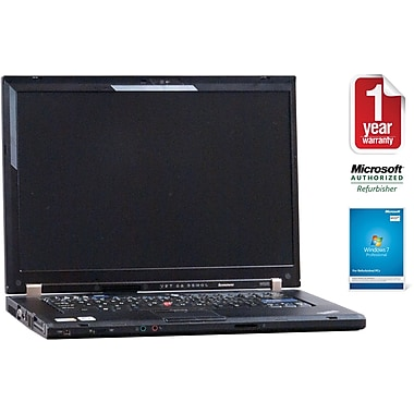 Lenovo W500 15.4in. Refurbished Laptop