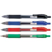 Zebra® Sarasa Gel Pens, Retractable, 0.7 mm
