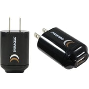 Duracell Mini USB AC Charger, Black