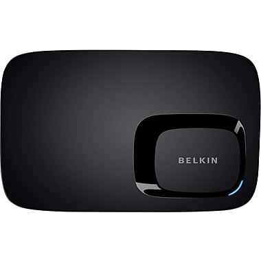 Belkin ScreenCast AV4 Universal Wireless 4 Port HDMI Adapter 802.11 a/b/g/n