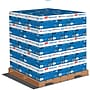 Staples® Multipurpose Paper, 8 1/2 x 11, Pallet