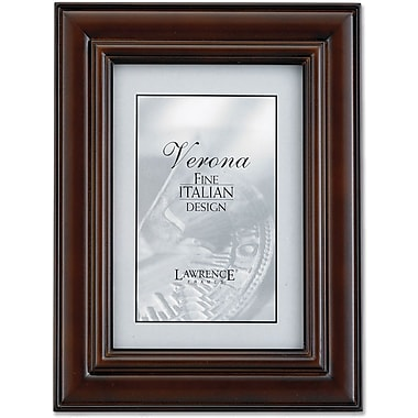 Walnut Wood 4x6 Picture Frame - Dimensional