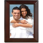 "Lawrence Frames 8"" x 10"" Wooden Walnut Brown Picture Frame (725180)"
