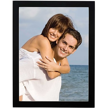11x14 Black Wood Picture Frame - Gallery Collection