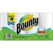 Bounty® Select-A-Size Giant Roll Paper Towels, 2-Ply, 12 Rolls/Case