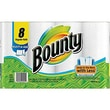 Bounty® Select-A-Size  Paper Towel Rolls, 2-Ply, 8 Rolls/Case