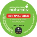 Keurig K-Cup Green Mountain Naturals Hot Apple Cider, 24 Pack