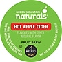 Keurig K-Cup Green Mountain Naturals Hot Apple Cider,