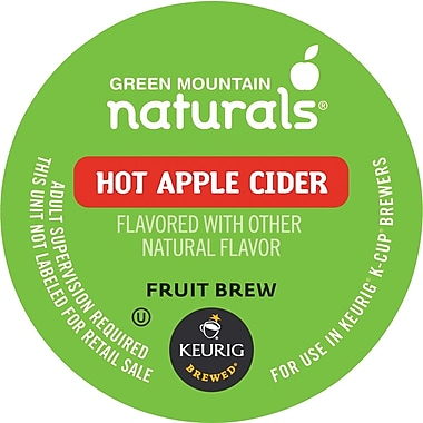 Keurig® K-Cup® Green Mountain Naturals Hot Apple Cider, 16 Pack