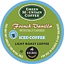 Keurig K-Cup Green Mountain Iced French Vanilla Coffee,