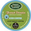Keurig® K-Cup® Green Mountain® Iced French Vanilla Coffee, Regular, 16 Pack