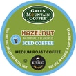 Keurig® K-Cup® Green Mountain® Hazelnut Iced Coffee, Regular, 16 Pack