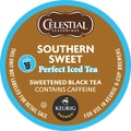 Keurig® K-Cup® Celestial Seasonings® Southern Sweet Perfect Iced Tea, Regular, 16 Pack