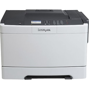 Lexmark (CS410n) Colour Laser Single Function Printer