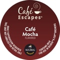 Keurig® K-Cup® Cafe Escapes® Cafe Mocha, 24 Pack