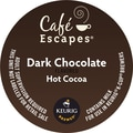Keurig® K-Cup® Cafe Escapes® Dark Chocolate Hot Cocoa, 24/Pack