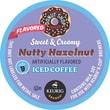 Keurig K-Cup Coffee People Original Donut Shop™ Sweet & Creamy Hazelnut Iced Coffee, Regular, 16 Pack