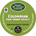 Keurig K-Cup Green Mountain Columbian Fair Trade Coffee, Regular, 18 Pack