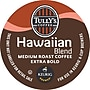 Keurig K-Cup Tully's Hawaiian Blend Coffee, Regular, 18