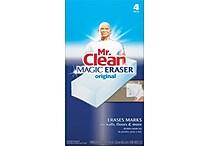 Mr. Clean® Magic Eraser, 4/Pack