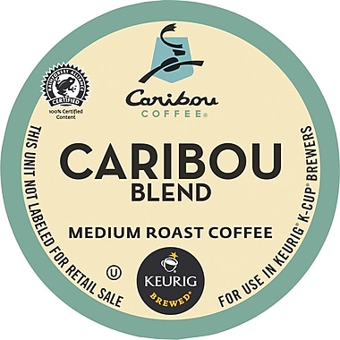 Caribou Coffee K-Cups
