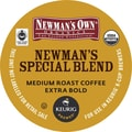 Keurig® K-Cup® Newman's Own® Organics Special Blend Extra Bold Coffee, Regular, 24 Pack