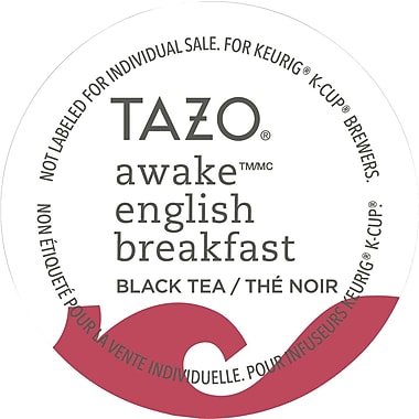 Keurig® K-Cup® Starbucks® Tazo® Awake™ English Breakfast Tea, Regular, 16 Pack