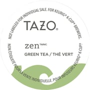 Keurig® K-Cup® Starbucks® Tazo® Zen™ Green Tea, Regular, 16 Pack