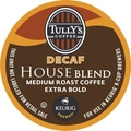 Keurig® K-Cup® Tully's® House Blend Decaf Coffee,Decaffeinated  , 24/Pack