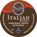 Keurig® K-Cup® Tully's® Italian Roast Coffee, Regular, 18 Pack