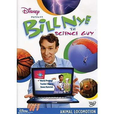 Bill Nye the Science Guy®: Animal Locomotion Classroom Edition