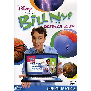 Bill Nye the Science Guy®: Chemical Reactions Classroom Edition