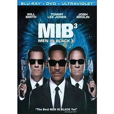 Men in Black 3 (DVD+BD)