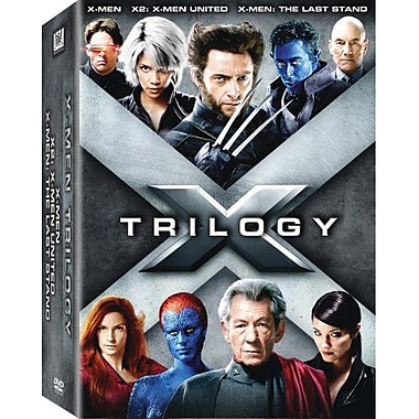 X-Men Trilogy Repackaged
