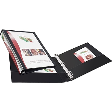 1/2in. Avery® Durable View Binders with Slant-D™ Rings