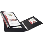 "1/2"" Avery® Durable View Binders with Slant-D™ Rings"