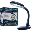 Trademark Home™ Deluxe Sunlight Desk Lamp, Black