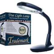 Deluxe Sunlight Desk Lamps, Black or Chorme
