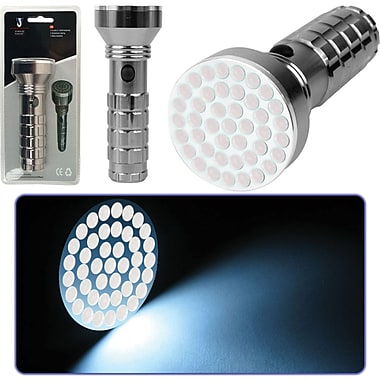 Whetstone™ 42 Bulb LED Flashlight, 2in. x 2in. x 5 1/4in.