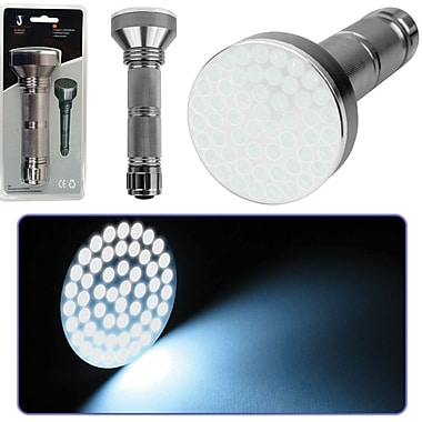 Whetstone™ 52 Bulb LED Flashlight, 2 1/8in. x 2 1/8in. x 6in.