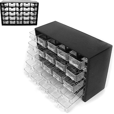 Trademark Tools™ 25 Hardware Storage Compartment, 3 7/8in. x 10 1/2in. x 6 7/8in.